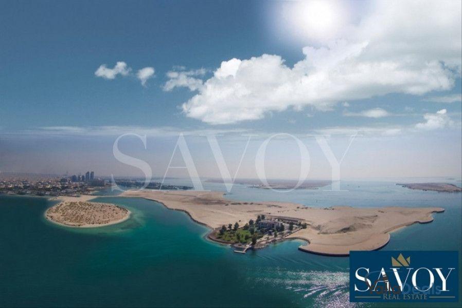 Lands for Sale in Nareel Island, Abu Dhabi