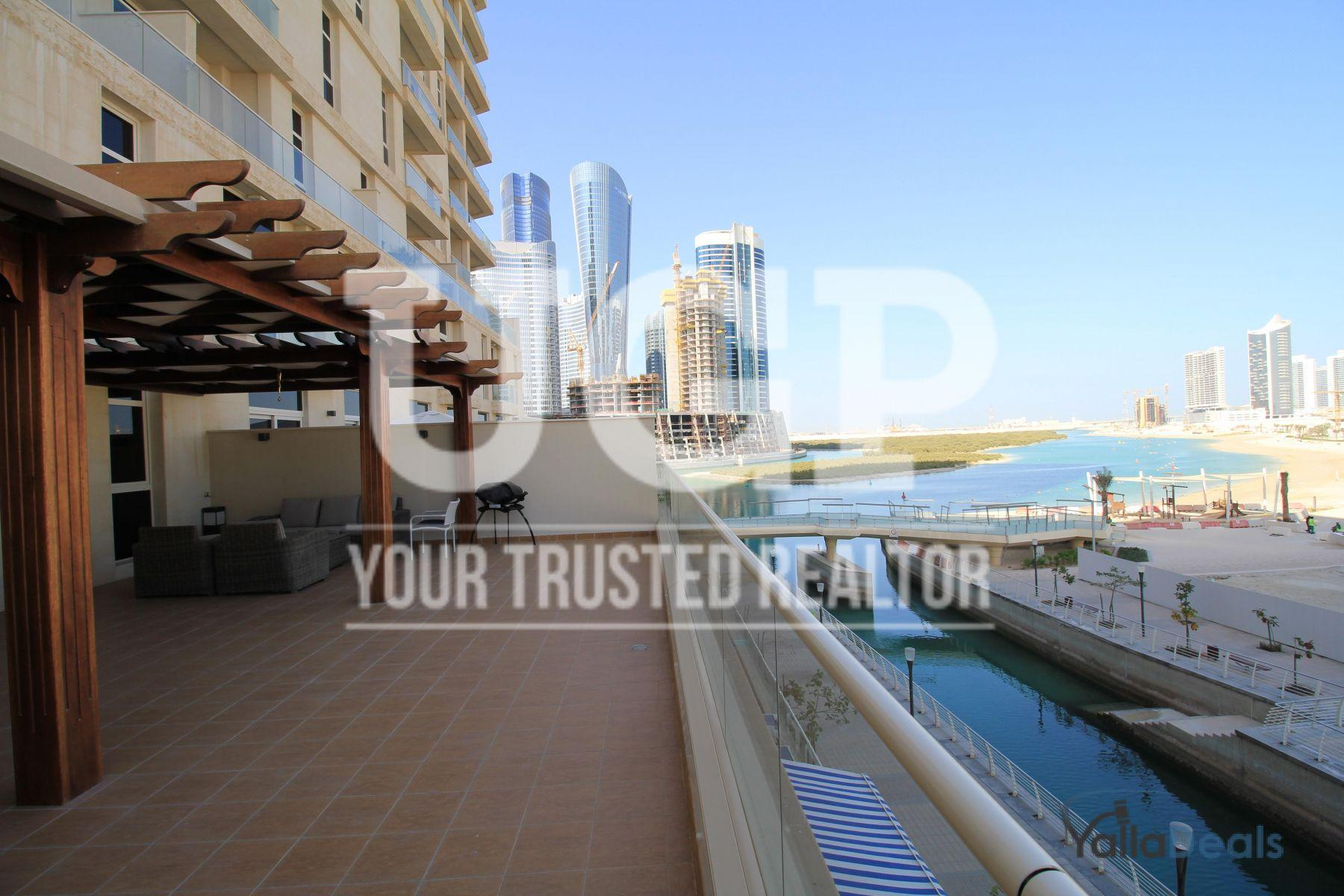 Townhouses for Rent in Al Reem Island, Abu Dhabi