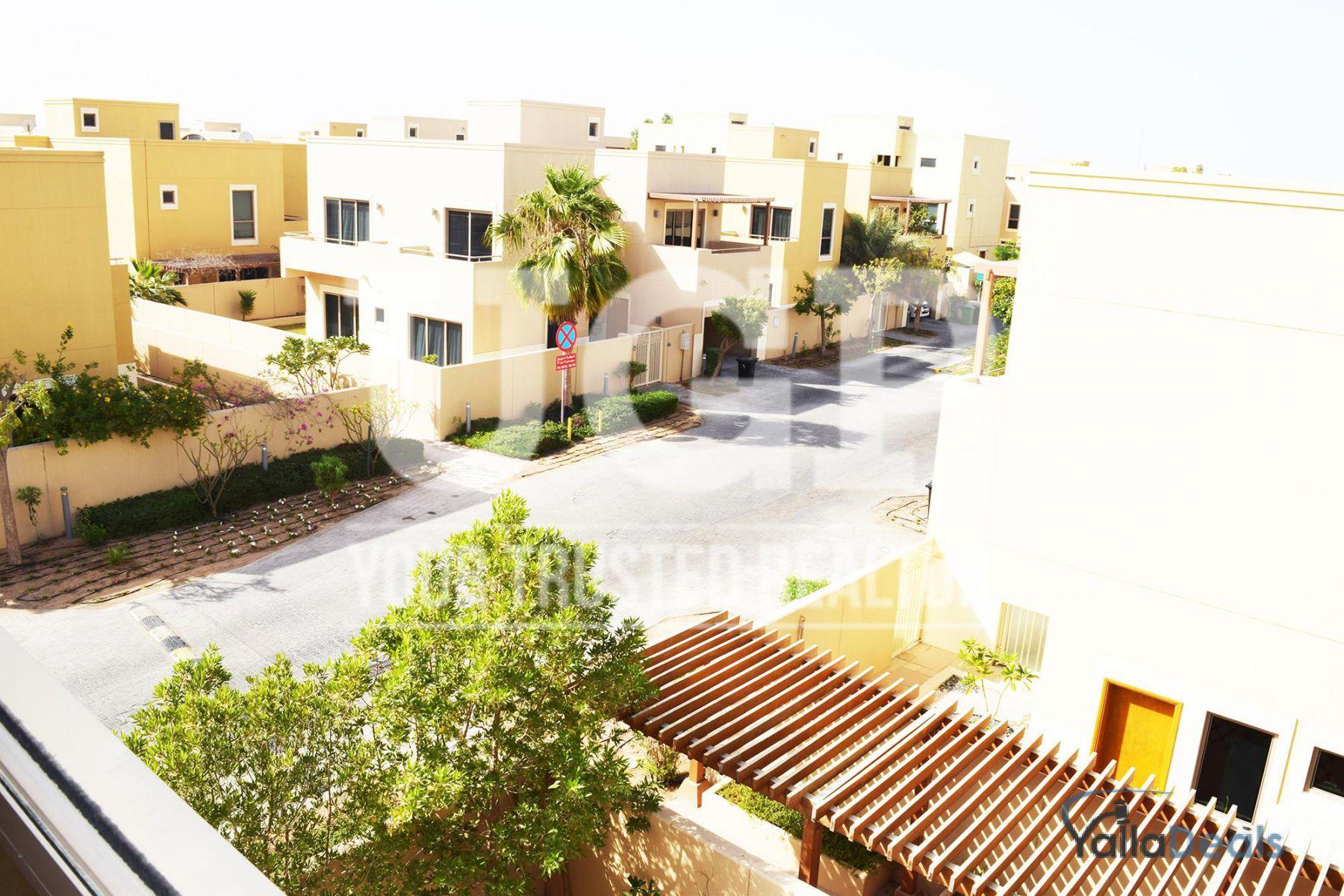 Townhouses for Sale in Al Raha Gardens, Abu Dhabi