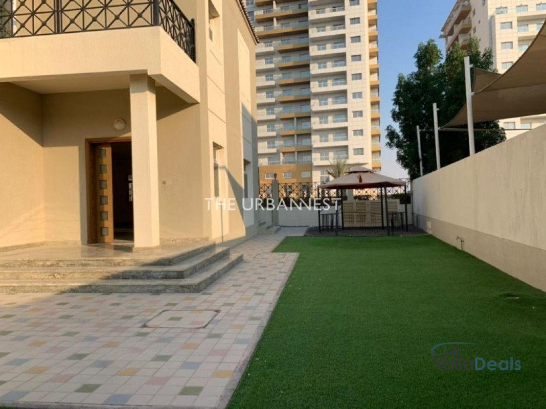 Villas for Rent in Living Legends, Dubai