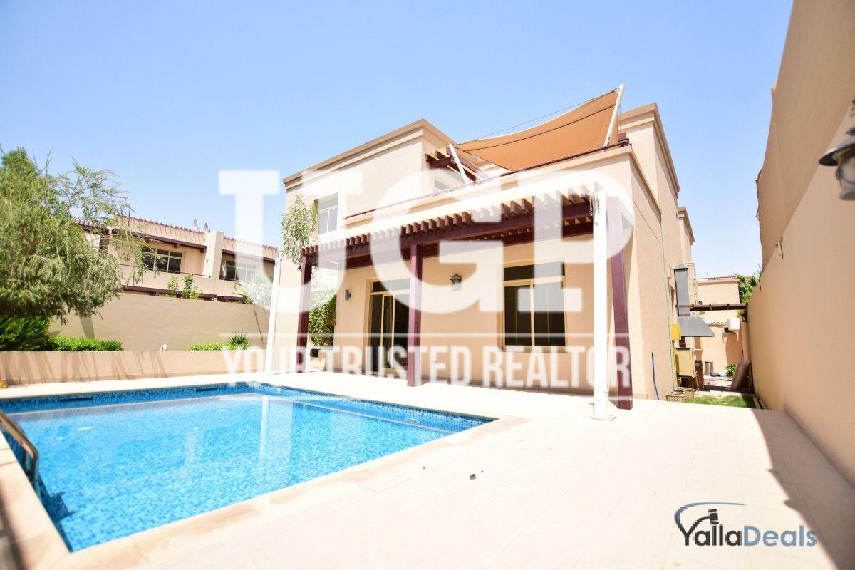 Villas for Rent in Al Raha Golf Gardens, Abu Dhabi
