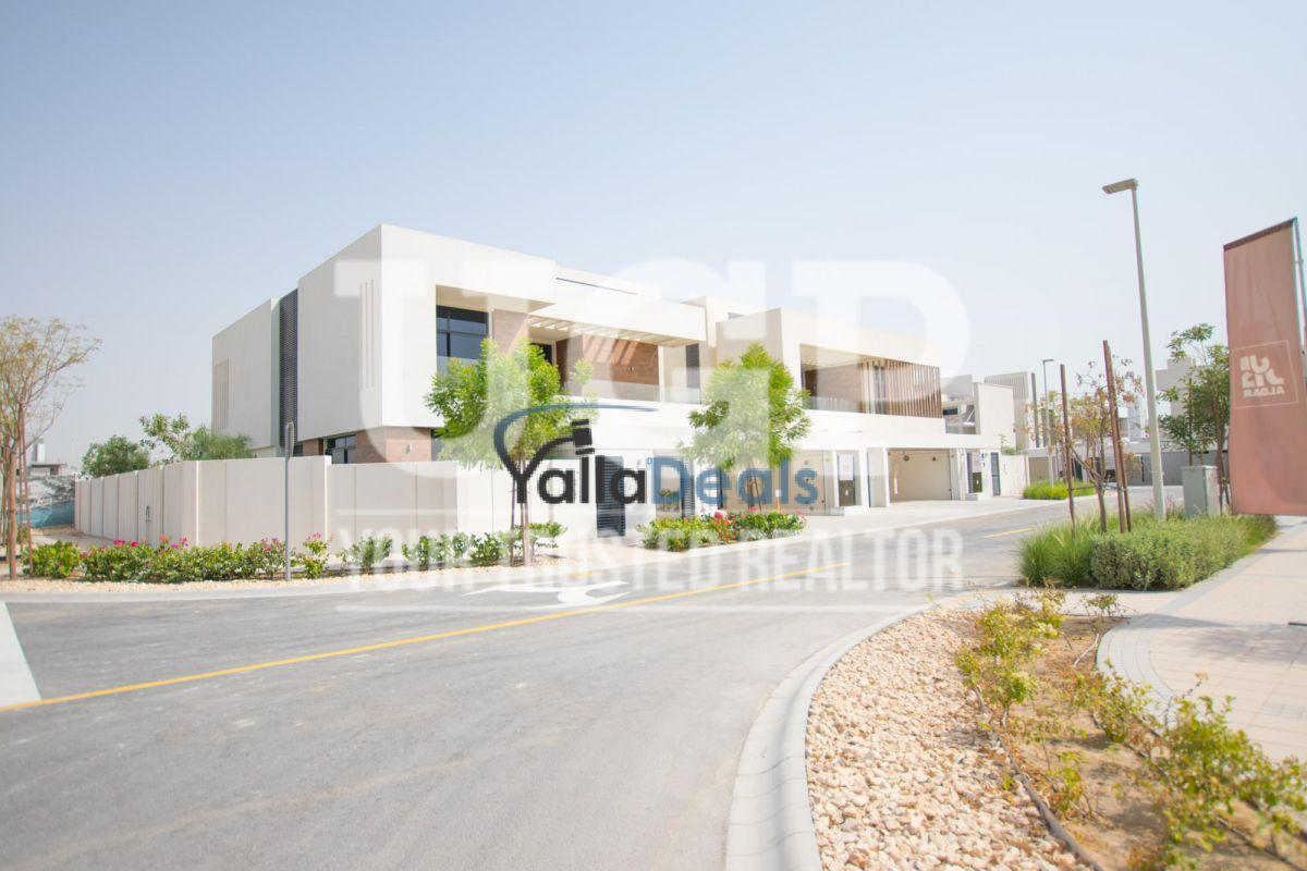 Villas for Sale in Yas Island, Abu Dhabi
