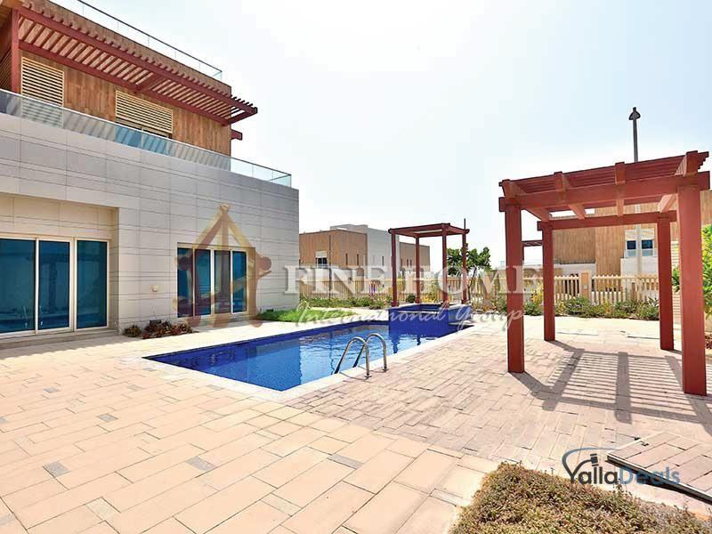 Villas for Rent in Al Marina, Abu Dhabi