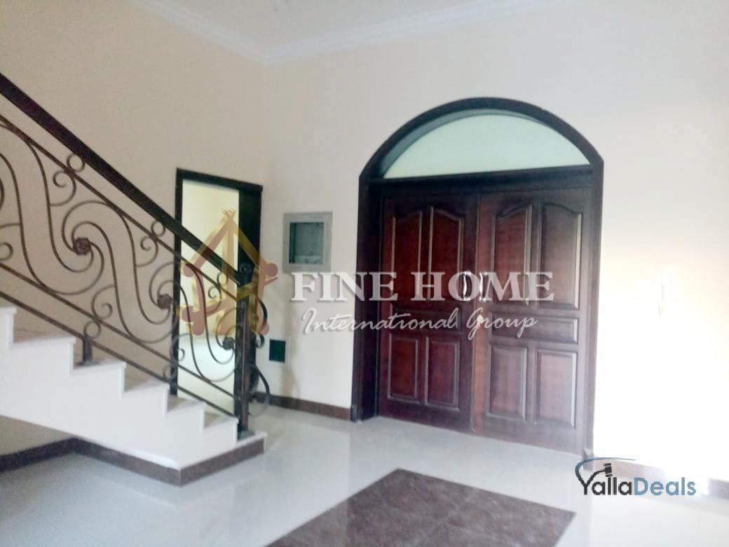 Villas for Rent in Shakhbout City, Abu Dhabi