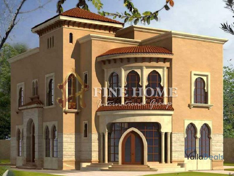 Villas for Sale in Mohamed Bin Zayed City, Abu Dhabi