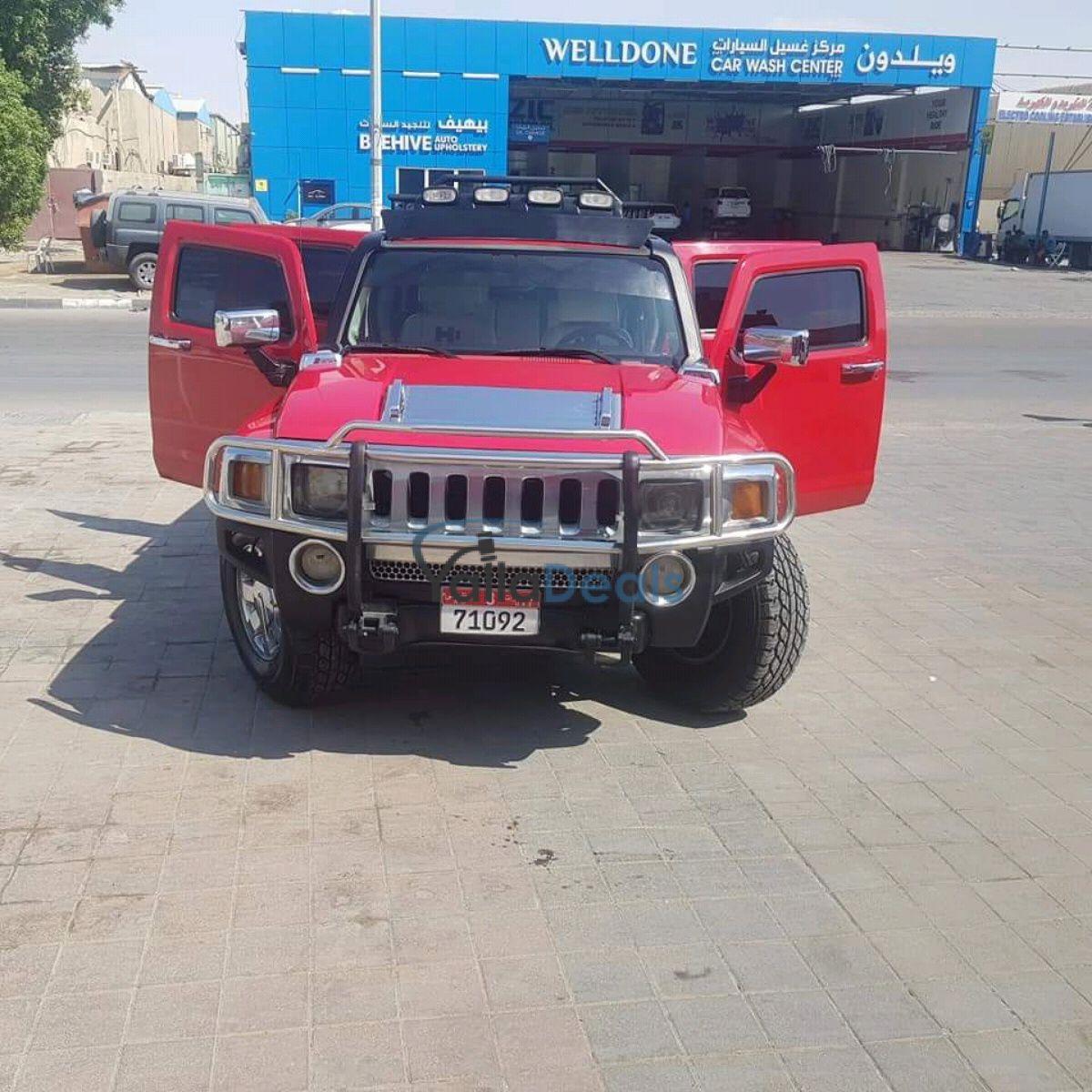 Cars for Sale_Hummer_Al Falah City