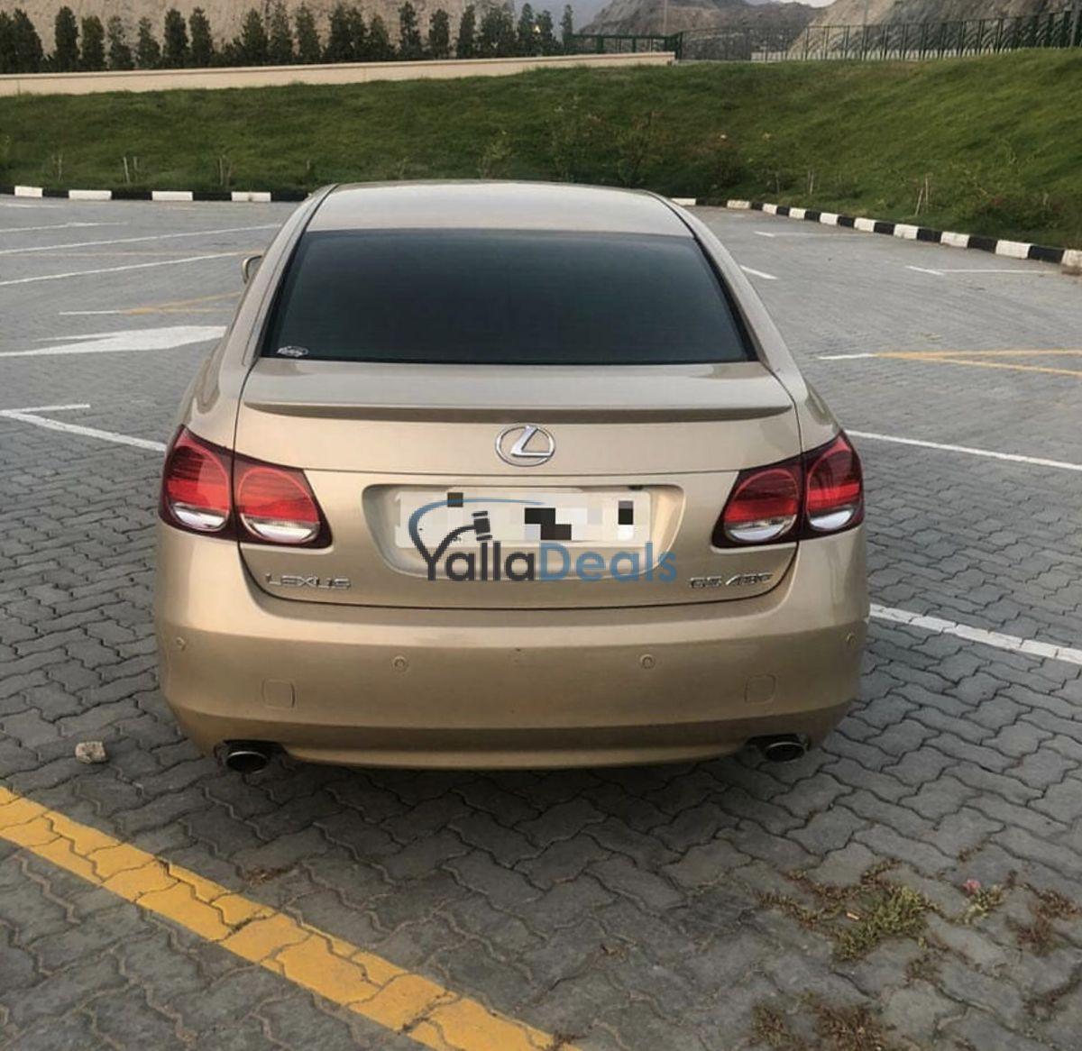 Cars for Sale_Lexus_Khor Fakkan