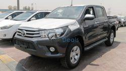 Cars for Sale_Toyota_Al Awir