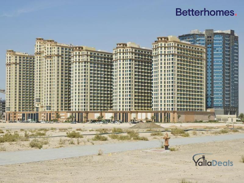 Real Estate_Apartments for Rent_Dubai Production City (IMPZ)