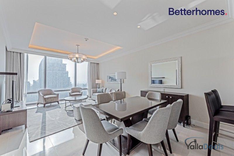 Real Estate_Apartments for Rent_Downtown Dubai