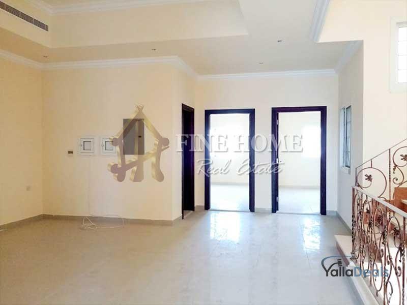 Real Estate_Villas for Rent_Khalifa City A